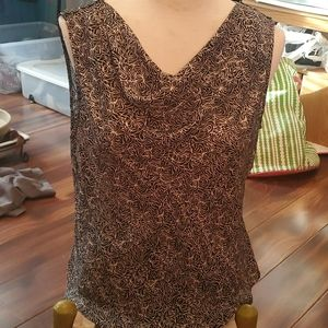 Michael Michael Kors Sleeveless Blouse size 12